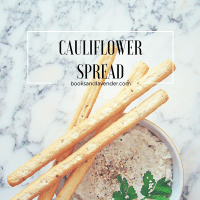 Cauliflower Spread