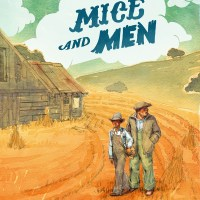 A-Z Challenge (Book-Of Mice and Men)