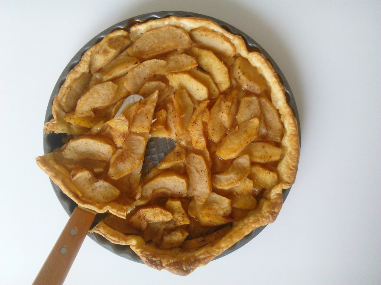 Quick and Easy Apple Tart