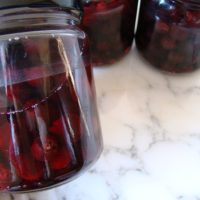Easy Grapes Compote Recipe