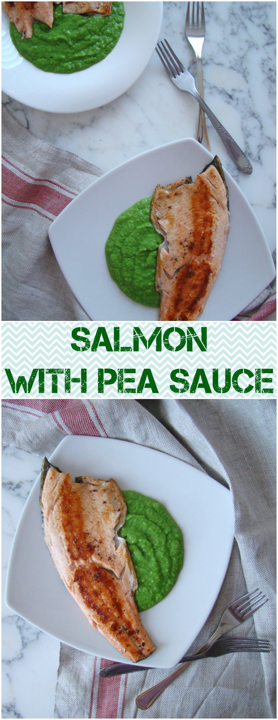 salmon-with-pea-sauce