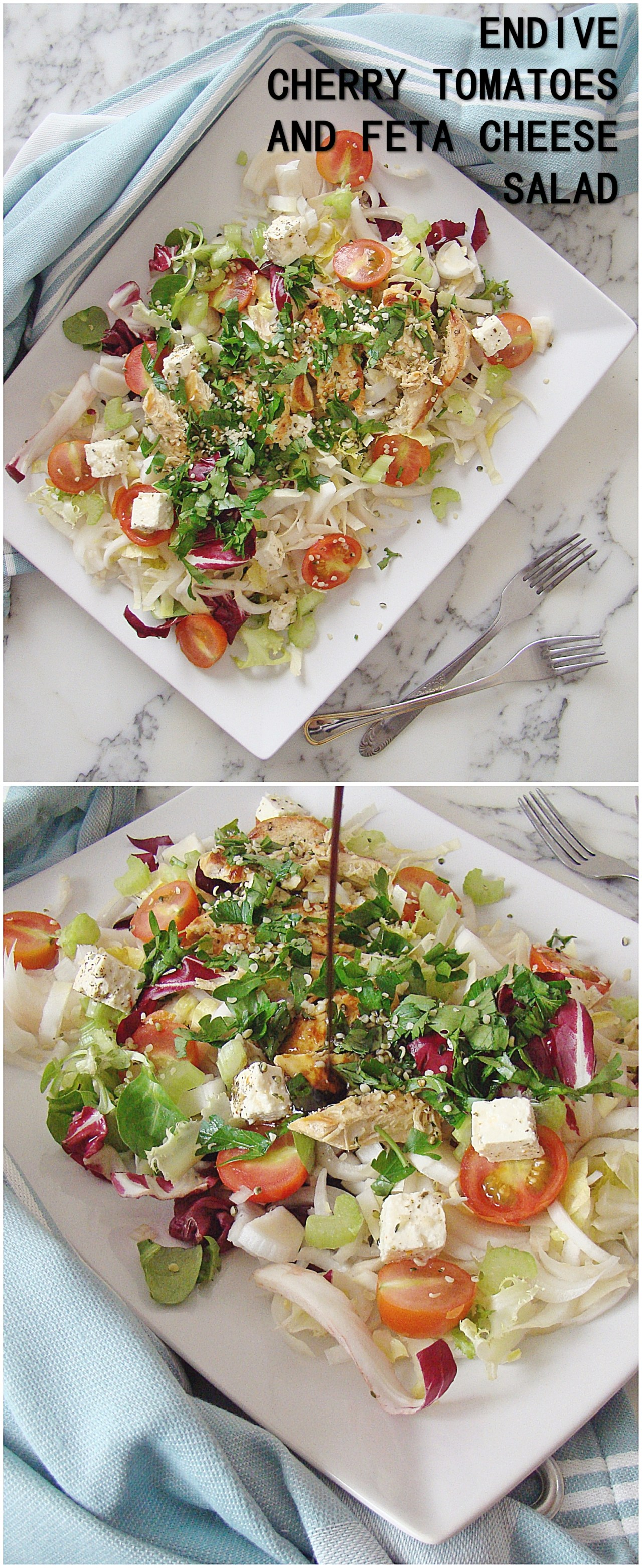 endive-cherry-tomatoes-and-feta-cheese-salad
