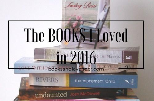 Books I Loved in 2016 (1)