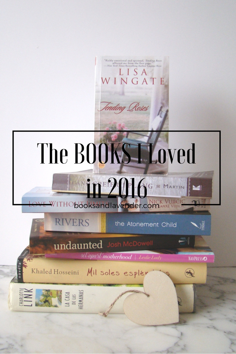 The Books I Loved in 2016