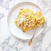 15-minutes Pasta Carbonara