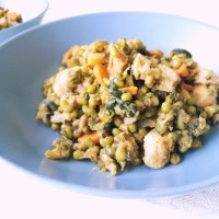 Chicken Mung Bean Stew