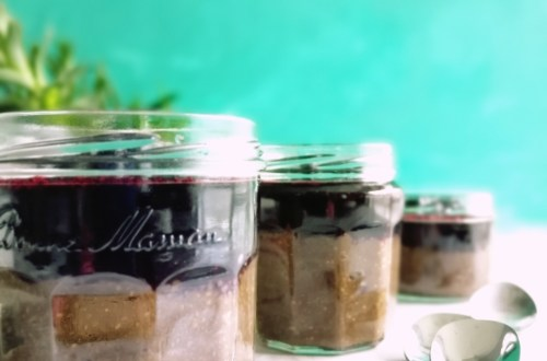 Baby-Friendly Chia-Seed Pudding | booksandlavender.com