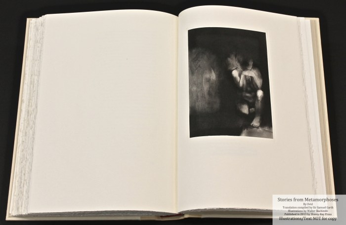 Metamorphoses, Shanty Bay Press,  The Story of Polyphemus