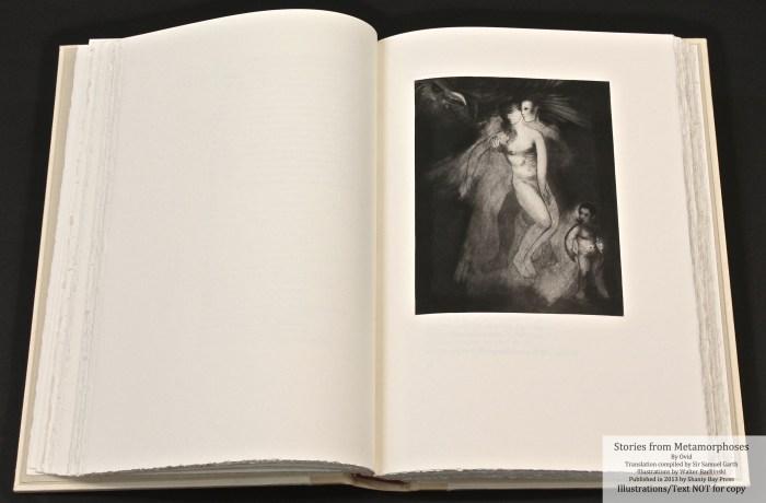 Metamorphoses, Shanty Bay Press, The Story of  Calisto