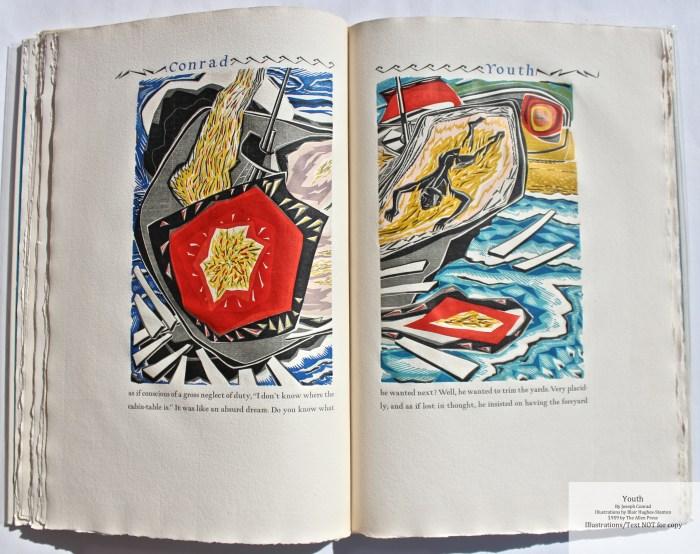 Youth, Allen Press, Sample Illustration #3