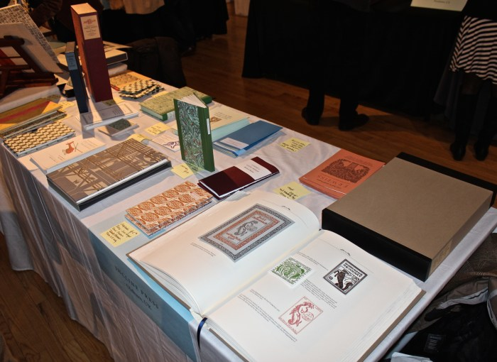 A look at some works of Incline Press