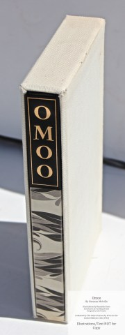 Omoo, Limited Editions Club, Book in Slipcase