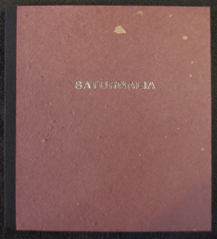 Saturnalia, Deep Wood Press