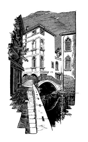 Venice, John Craig Illustrations