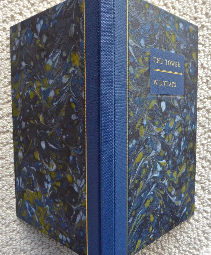 The Tower, The Folio Society, Spine and Covers