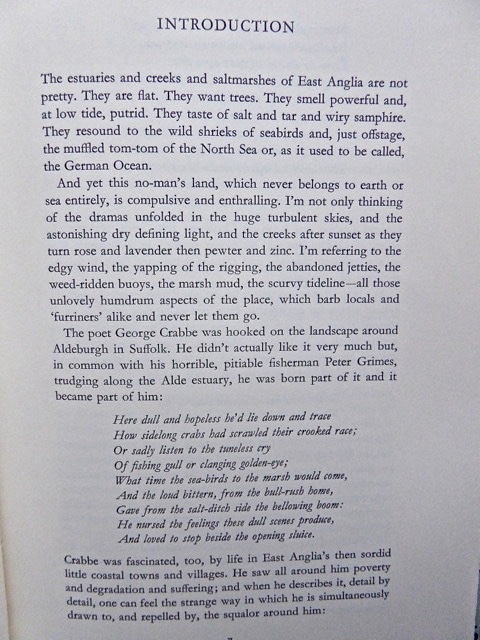 Peter Grimes, The Folio Society, Sample Text #1