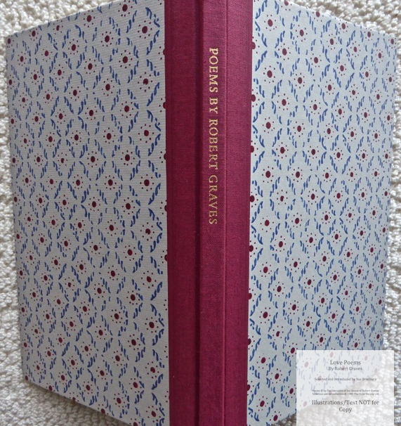 Love Poems of Robert Graves, The Folio Society, Spine and Slipcase