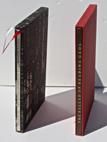 The Ballad of Reading Gaol, The Old Stile Press and The Limited Editions Club, Books in Slipcases