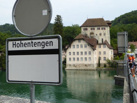 Photo 11: Stopping in Hohentengen