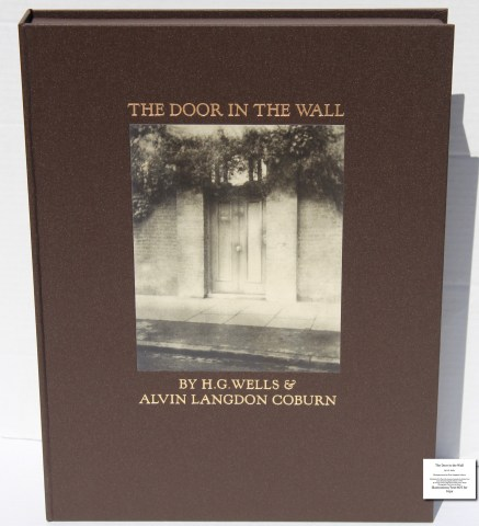 The Door in the Wall, The Folio Society, Solander Cover