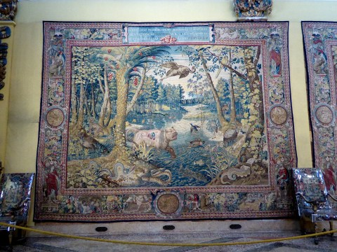 Tapestry No. 5