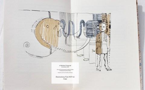 A Modest Proposal, The Officina Athelstane, Sample Illustration #7
