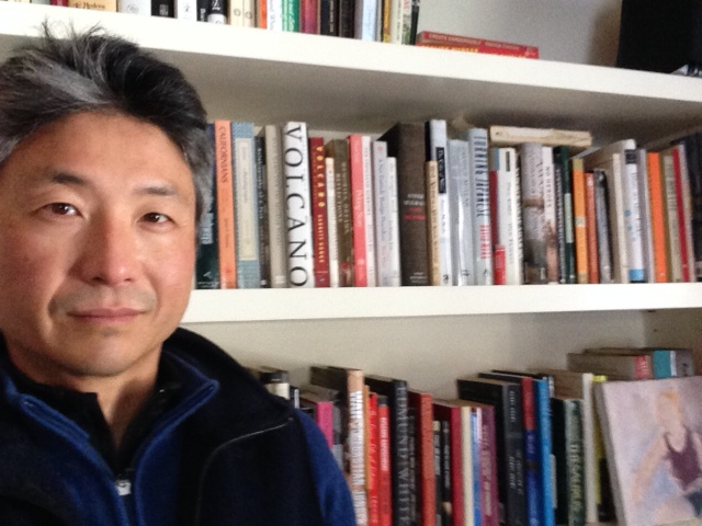#shelfie: Chang-rae Lee