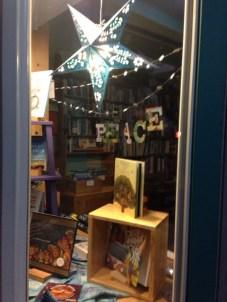 Peace Display | The Homer Bookstore, Homer, AK
