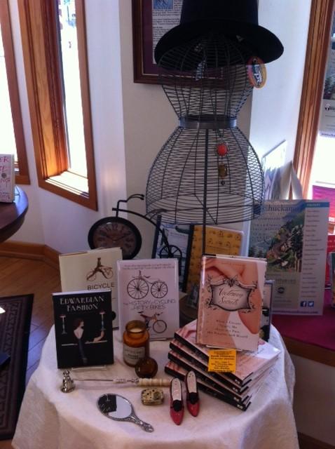 Event Display   Village Books, Bellingham, WA