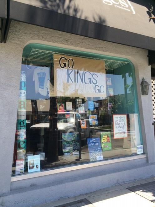 Go Kings Go | {pages} a bookstore, Manhattan Beach, CA
