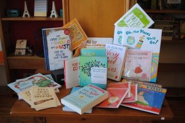 For the Graduate   Blue Heron Books in Uxbridge, Ontario, Canada