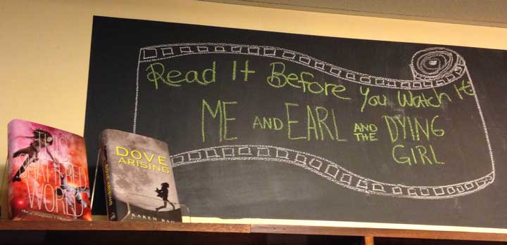 Chalkboard Recommendations