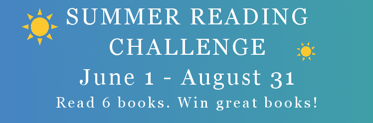 Country Bookshelf's Summer Reading Challenge