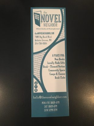 The Novel Neighbor | Webster Groves, MO