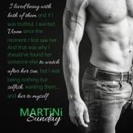 Martini Sunday Teaser 3