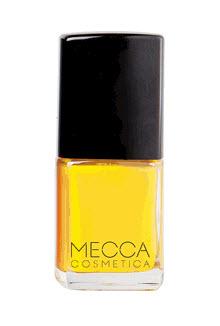 mecca-nailcolour-melbourne-now-yellow