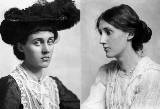 vanessa bell and virginia woolf