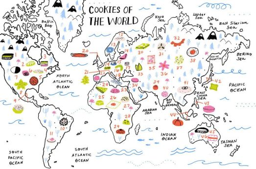 Cookie-Map