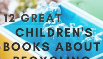 12 Great Children's Books about Recycling: Trash Collection, Zero Waste, Plastic Pollution, Material Reusing, Ocean Sealife . Recycling books for kids