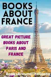 Books about France: Great Picture books about Paris and France
