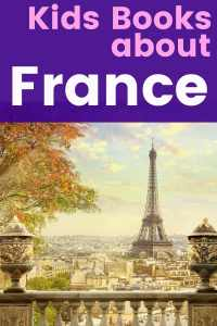 Children's Books about France