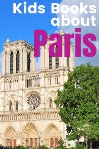 Kids Books about Paris
