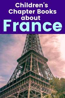 Children's Chapter Books about France