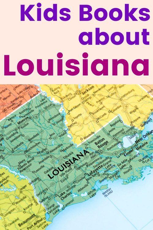Children's Books about Louisiana - Louisiana Children's Books - Louisiana children's books