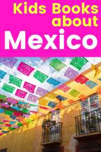 Children's Books about Mexico