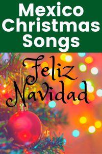 Mexico Christmas Song - Feliz Navidad