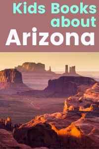 Children's Books about Arizona - Arizona books - books set in Arizona