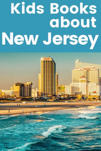 Picture books about New Jersey - books about New Jersey - New Jersey children's books