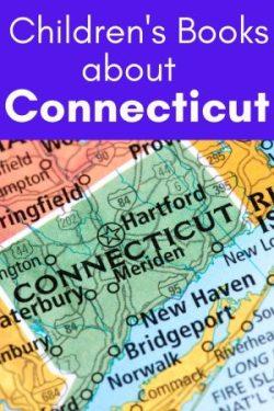 Connecticut picture books - Connecticut books for kids