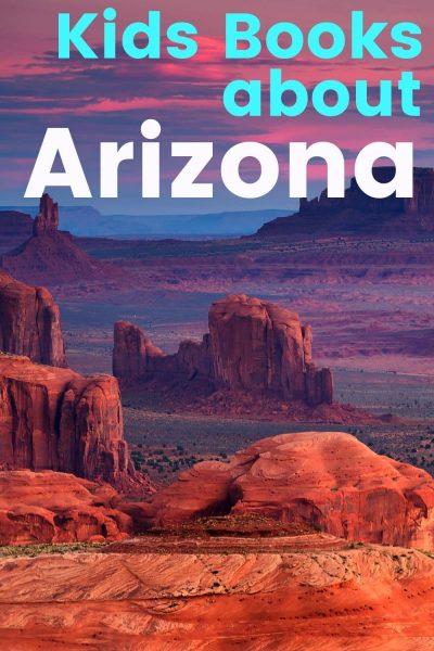 Kids Books about Arizona - Grand Canyon - Navajo books - picture books - Arizona Children's books